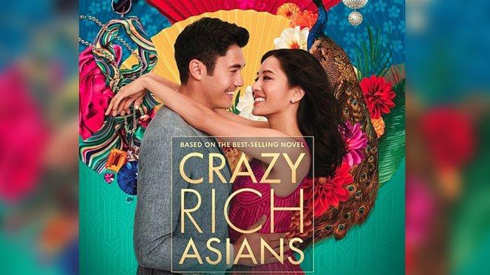 Sinopsis Crazy Rich Asian, Kisah Cinta Wanita Biasa dengan Anak Milyarder Bak Cinderella!