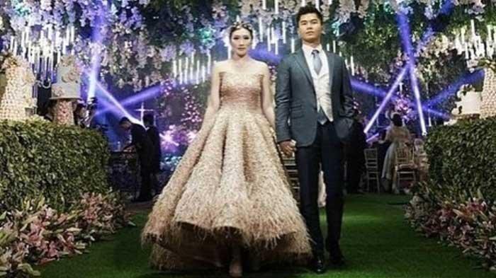 Fakta Baru Pernikahan Crazy Rich Surabaya, Mulai Hoaks Biaya Rp 1 Triliun Hingga Doorprize 5 Jaguar