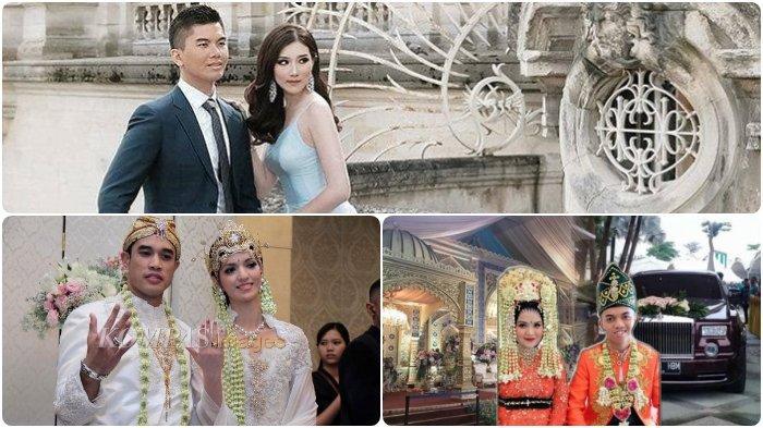 5 Pernikahan Mewah di Indonesia, Crazy Rich Surabaya Hingga Pesta 10 Hari Anak Pengusaha Batu Bara