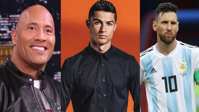 Kalahkan The Rock & Lionel Messi, Ronaldo Jadi Manusia Pertama Capai 300 Juta Pengikut di Instagram