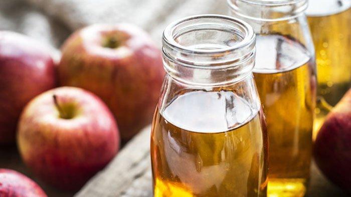 Cuka Apel untuk Jerawat