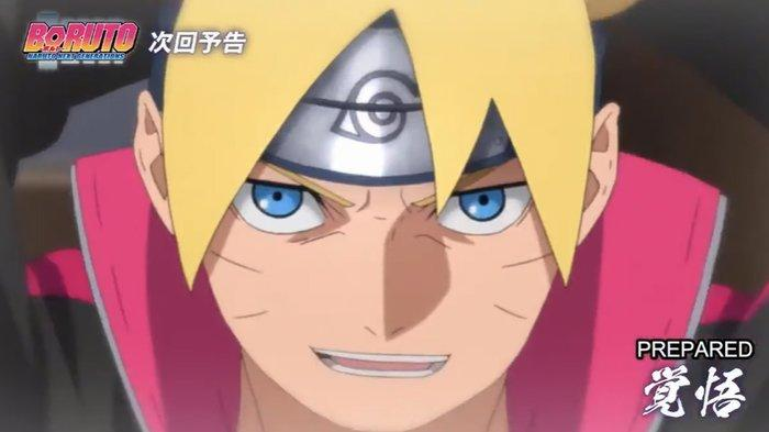Cuplikan anime Boruto episode 215.