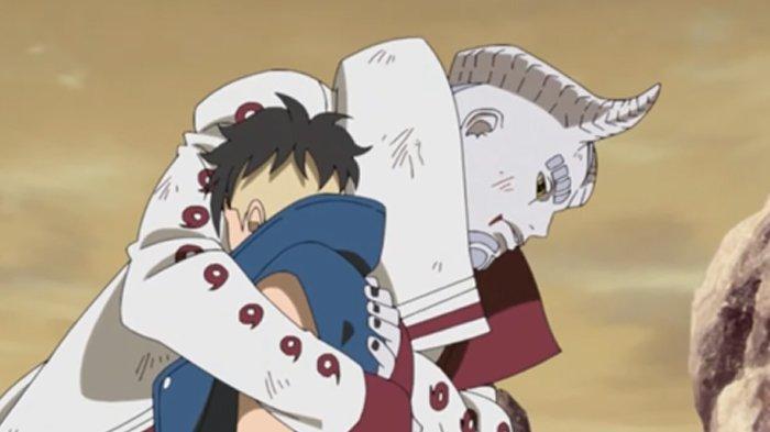 Cuplikan anime Boruto episode 218.