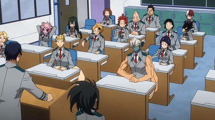 5 Rekomendasi Anime yang Bisa Memotivasi untuk Belajar, Jujutsu Kaisen hingga My Hero Academia