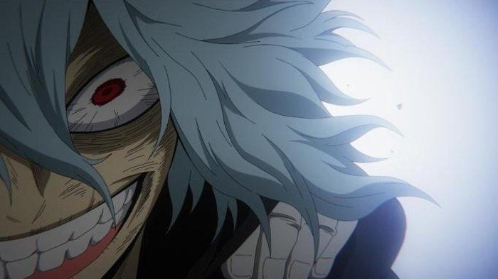 Link Nonton Anime My Hero Academia Season 5 Episode 22 Subtitle Indonesia, 'Parade Sad Man'