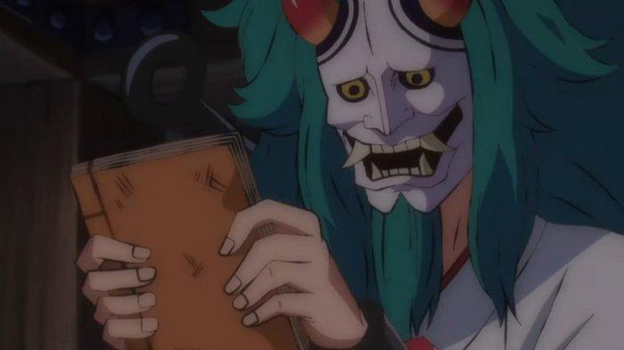 Cuplikan anime One Piece episode 992