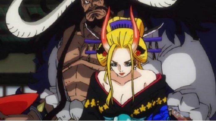 Cuplikan anime One Piece episode 989