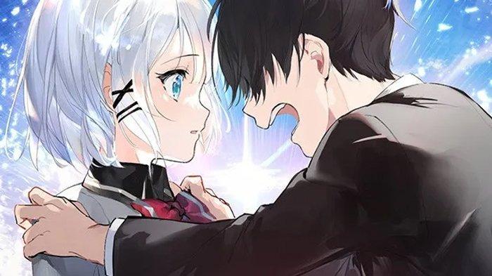 Cuplikan anime The Detective is Already Dead.