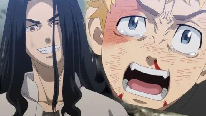 Cuplikan anime Tokyo Revengers episode 20.