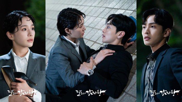 Spoiler & Link Nonton Dali and the Cocky Prince Episode 3, Kim Min Jae & Park Gyu Young Makin Dekat?