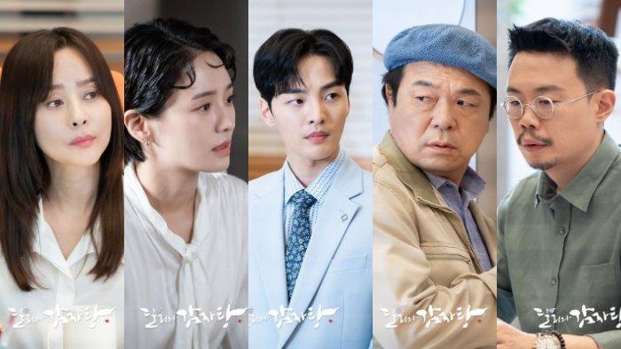 Cuplikan drama Korea Dali and the Cocky Prince episode 5