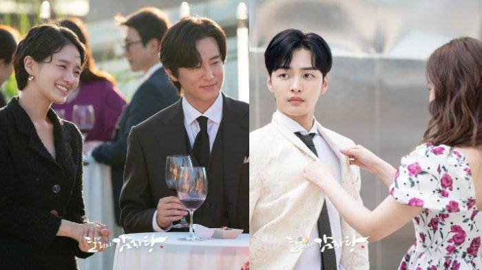 Cuplikan drama Korea Dali and the Cocky Prince episode 7