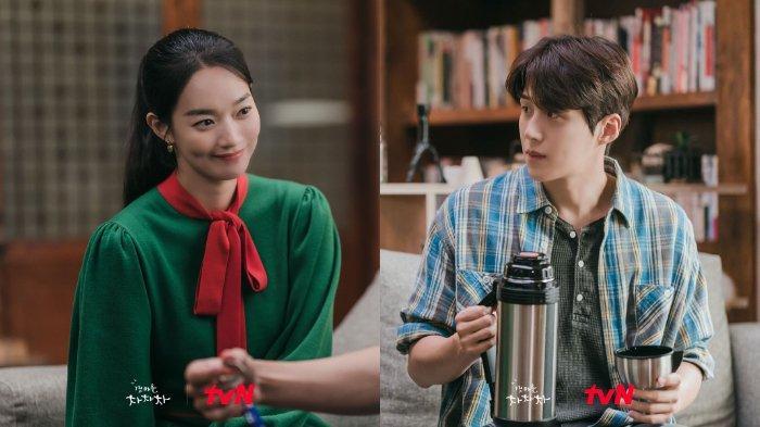 Spoiler & Link Nonton Hometown Cha-Cha-Cha Episode 13, Shin Min Ah Rayakan Ulang Tahun Kim Seon Ho