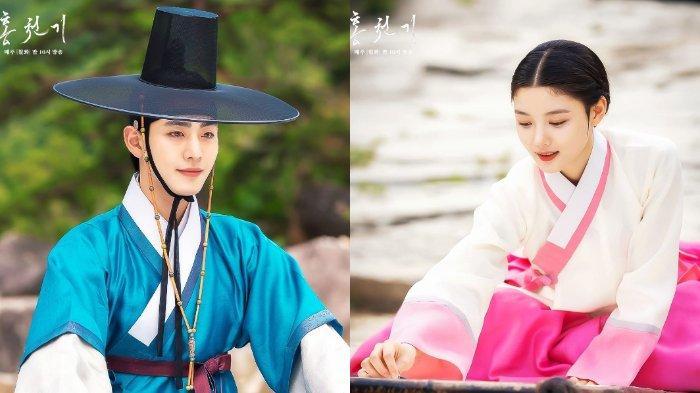 Spoiler & Link Nonton Drakor Lovers of the Red Sky Episode 10, Momen Romantis Ha Ram dan Chun Gi