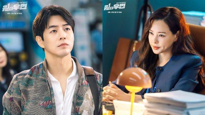 Cuplikan drama Korea One the Woman yang tayang 17 September 2021