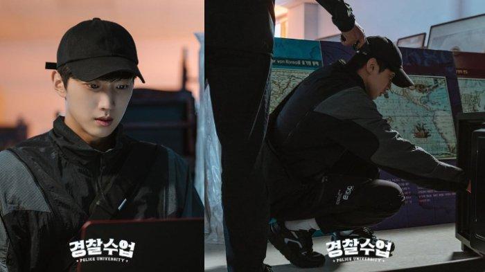 Cuplikan drama Korea Police University episode 13