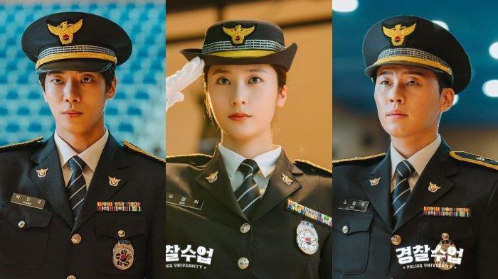 Episode Terakhir! Simak Spoiler & Link Nonton Police University Episode 16, Dimana Kang Sun Ho?