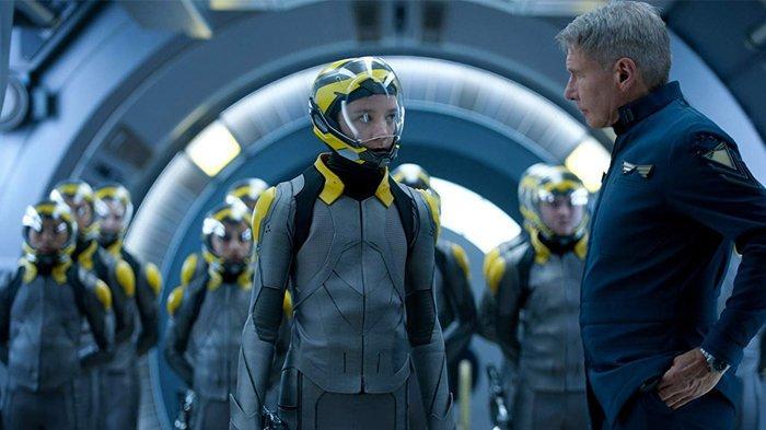 Sinopsis Film Ender's Game Bioskop Trans TV Malam Ini 19.30 WIB, Asa Butterfield Melawan Alien