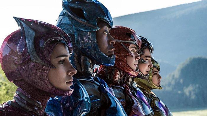 Sinopsis Film Power Rangers Bioskop Trans TV Malam Ini 20.00 WIB, Lima Siswa Mendapat Kekuatan Super