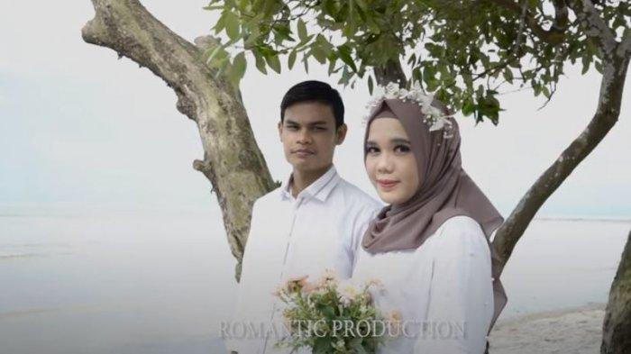 Cuplikan video prewedding Widia dan Sandri Sinaga