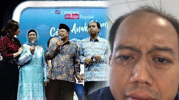 Curhat Haru Najwa Shihab Kenang Sosok Sutopo Purwo Nugroho, Sampai Tercekat Ingat Pesan Terakhirnya