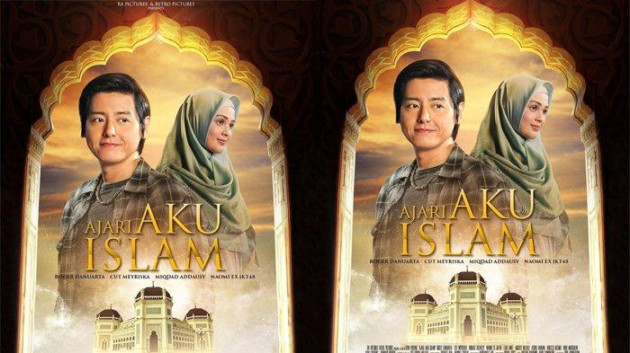 Cut Meyriska dan Nagita Slavina jadi penyanyi OST Ajari Aku Islam dengan lagu berjudul 'Kekasih idaman'
