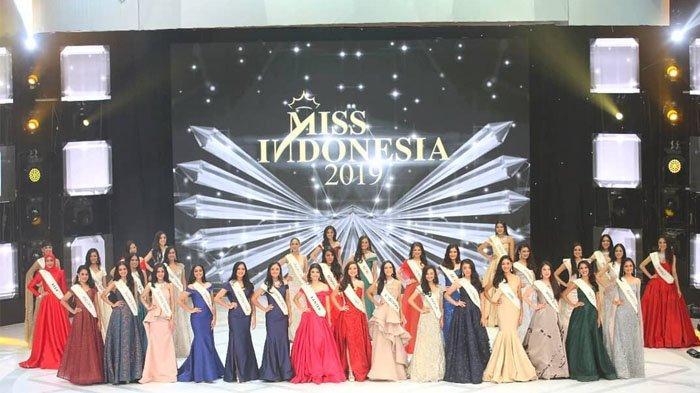Daftar Lengkap Pemenang Miss Indonesia 2019, Ada Perbedaan Mencolok Pertama dalam Sejarah!