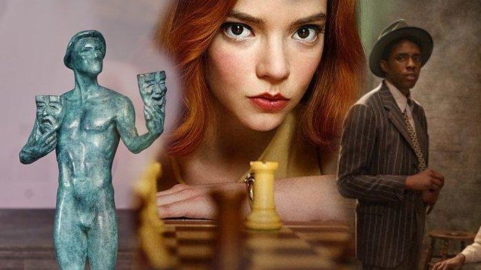 Daftar Pemenang SAG Awards 2021, Anya Taylor-Joy Lewat The Queen's Gambit hingga Chadwick Boseman