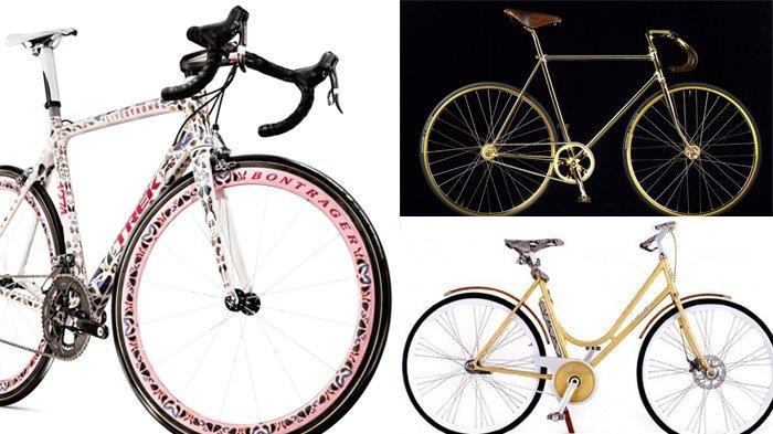 Brompton Tak Masuk Daftar, Ini 7 Sepeda Termahal di Dunia, Harganya Melampaui Mobil Mewah