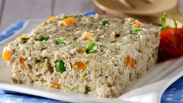Resep Daging Kukus Sayuran - Menu Makan Malam Spesial di Akhir Pekan -  TribunStyle.com