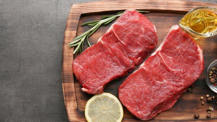 daging merah jadi makanan yang harus dihindari saat memakai behel gigi