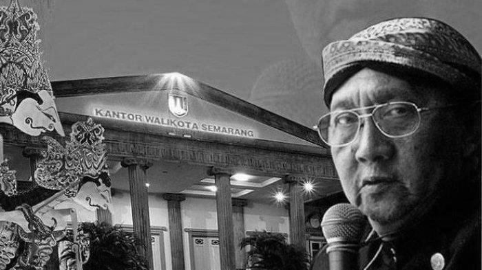 Dalang Ki Manteb Sudharsono meninggal dunia.