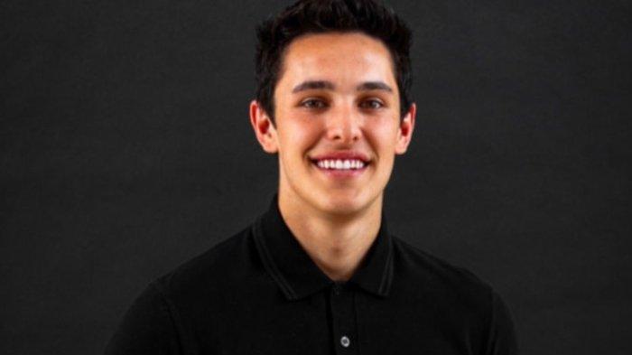 Dalton Gomez, tunangan Ariana Grande.