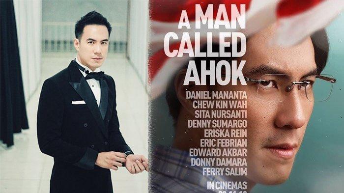 Film A Man Called Ahok Raih 1 Juta Penonton, Daniel Mananta Tulis Ucapan Terimakasih & Harapannya