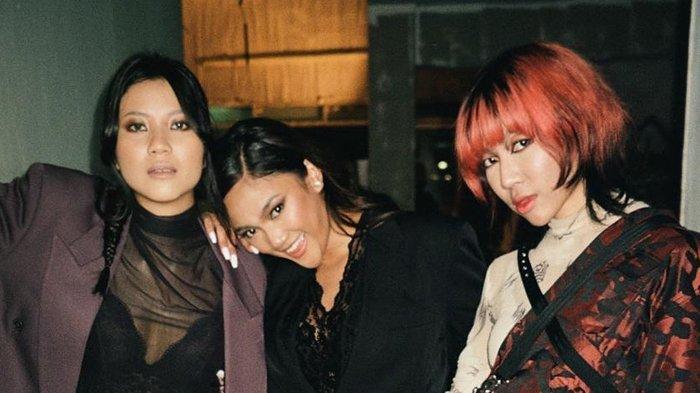 Lirik Lagu Don't Touch Me, Marion Jola, Danilla, dan Ramengvrl Suarakan Perempuan Berdaya