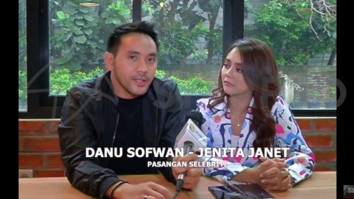 Danu Sofwan suami Jenita Janet buka suara soal tudingan tinggalkan mantan istri dan anaknya