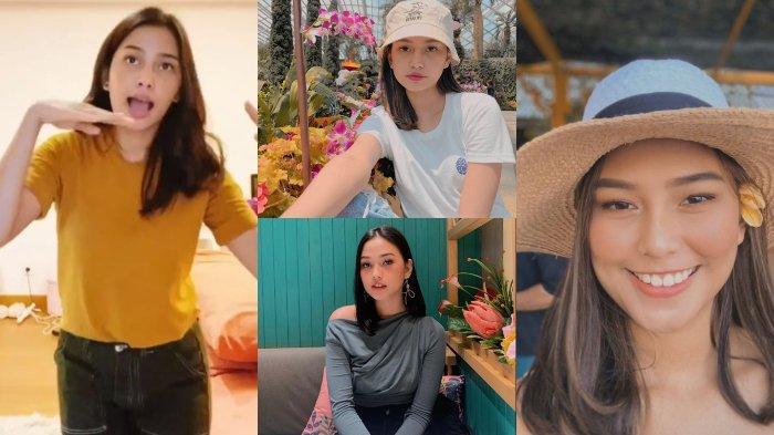 5 Pesona Dara Arafah, Selebgram yang Viral Parodikan Lucinta Luna, Ternyata Jago Nyanyi
