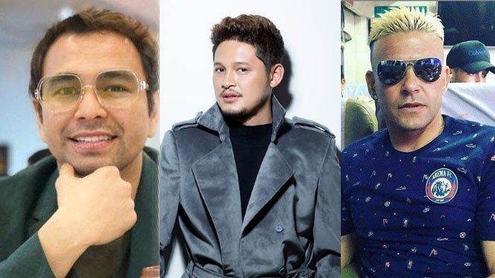 Raffi Ahmad Umumkan 30 Pemain Rans Cilegon FC, Ada Syamsir Alam hingga Cristian Gonzales