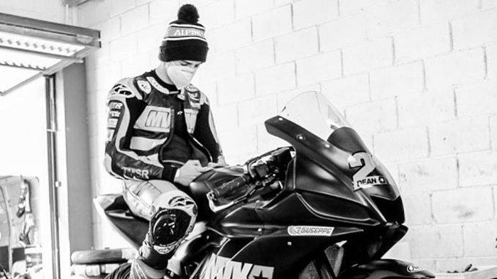 Dean Berta Vinales, pembalap supersport 300.