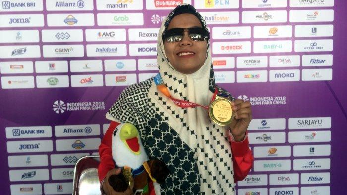 Klasemen Asian Para Games 2018 Kamis 11 Oktober, Indonesia Urutan 6 dengan 23 Emas