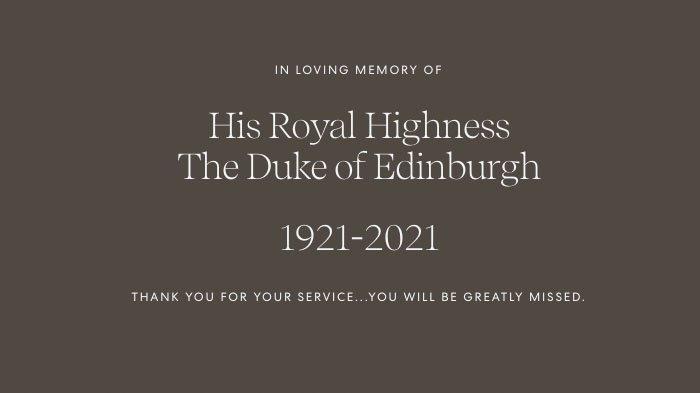Dedikasi dari situs Archewell untuk Pangeran Philip