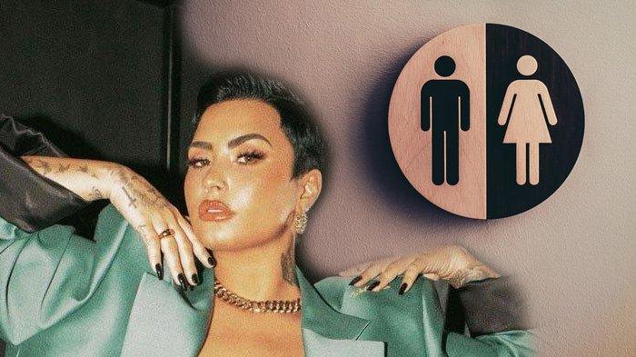 Demi Lovato Akui Dirinya Non-Biner, Apa Itu? Gender yang Bukan Pria Maupun Wanita