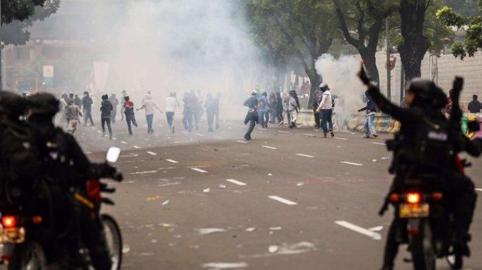 Muhammadiyah Sesalkan Pemukulan Relawan Medis oleh Polisi saat Aksi Tolak UU Cipta Kerja