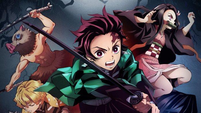 Anime Demon Slayer.