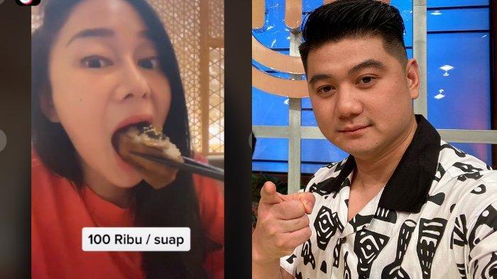 Chef Arnold Kritik Cara Makan Sushi, Denise Chariesta Ngamuk: Kurang Job? Enak Kan Pansos sama Gue?