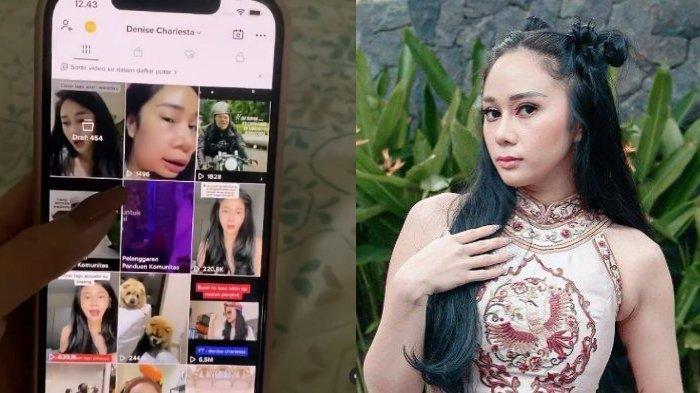 POPULER Akun TikTok Dihack & Posting Hal SARA, Denise Chariesta Tak Tinggal Diam: Gue Laporin!