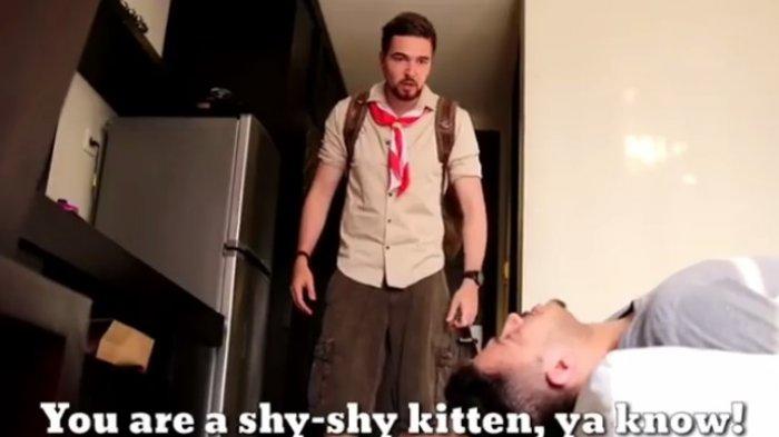 Kocak! Ini Jadinya Jika Ungkapan Indonesia Diterjemahkan Bahasa Inggris Per Kata, Shy-shy Kitten!