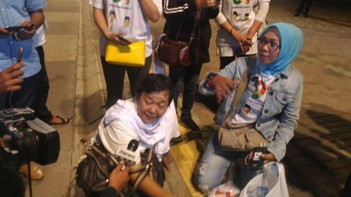 Ledakan di Lokasi Nobar Debat Capres, Penonton Panik Nangis Ketakutan, 'Itu Apa Kenceng Banget'