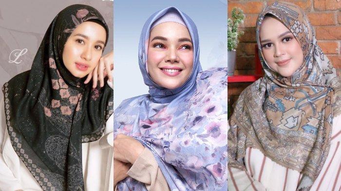 Cocok Dipakai Saat Ramadhan 2020, Ini 10 Brand Hijab Milik Para Artis Termasuk Dewi Sandra & Ashanty