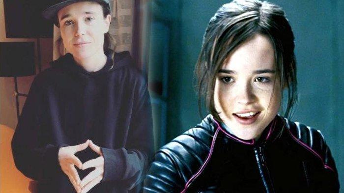 5 Film Besar yang Dibintangi Ellen Page, Dulu Dikenal Sebagai Artis Seksi Kini Jadi Transgender